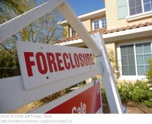 illegal foreclosure