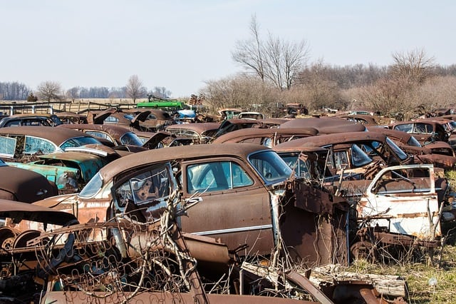 junk vehicle loans