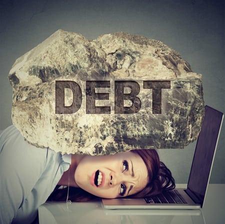 harassing creditors