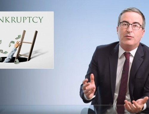 Bankruptcy, Explained by John Oliver